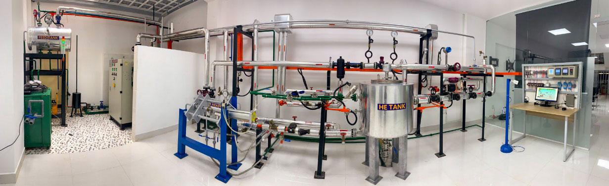 Hình ảnh phòng Lab của khóa học IoT