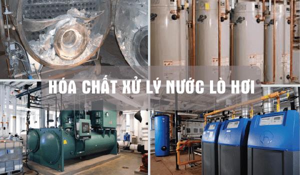 hóa chất xử lý nước cấp lò hơi